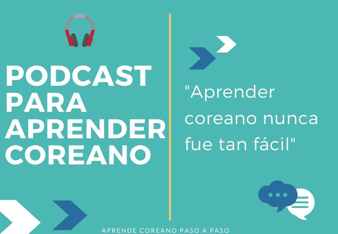 Podcast para aprender coreano